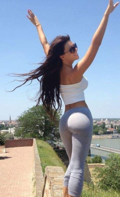 Hot and sexy yoga pants 1 (8)